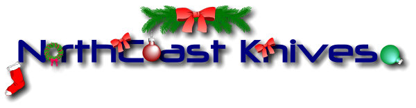 Northcoast Knives Christmas Logo